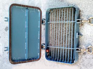 Крышки вентиляционные ОСТ 5.5250 - 76