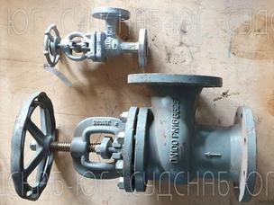 Клапан угловой VA 01-06