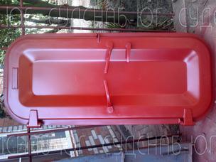 Дверь судовая водогазонепроницаемая  (тяжелая) ГОСТ 25088-98